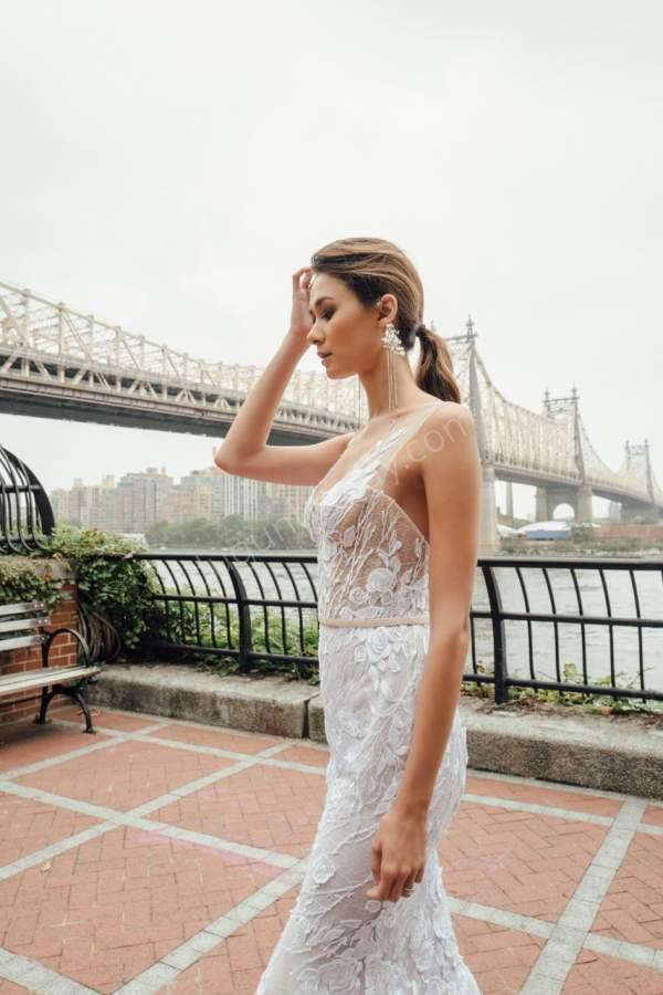 Mira Zwillinger  2019 Dantel Gelinlik Modeli Nedir