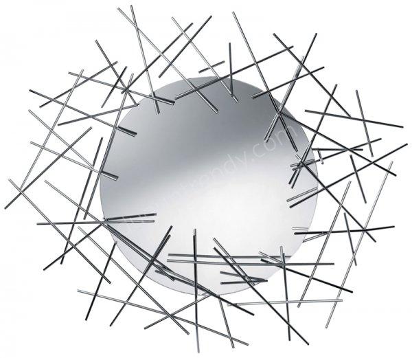 çizgi motifli ayna modelleri