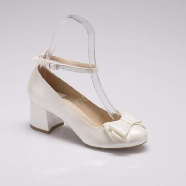 retro gelin ayakkabısı