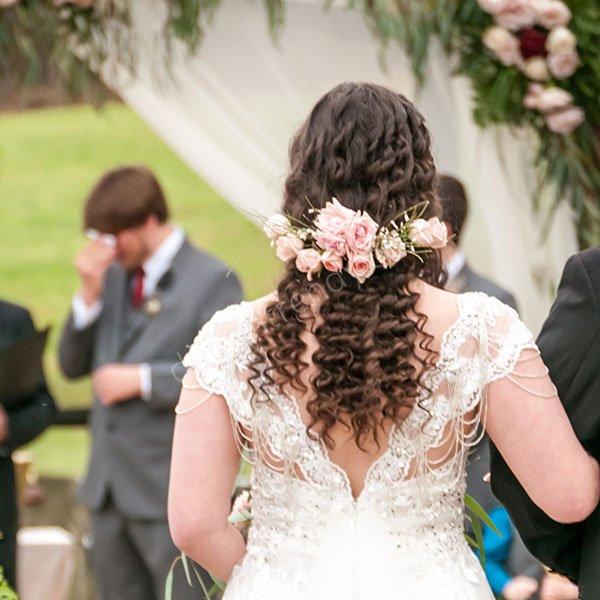 spiral saç dalgası saç modeli