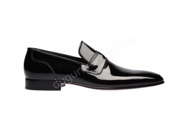 sivri burunlu damat ayakkabısı modeli