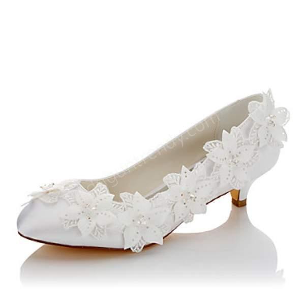 Yüksek Topuklu Gelin Ayakkabısı Modelleri Nasıldır