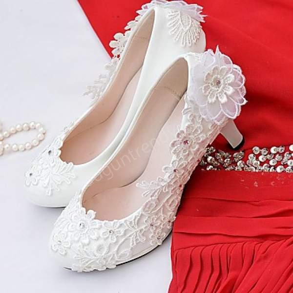 taşlı gelin ayakkabıları
