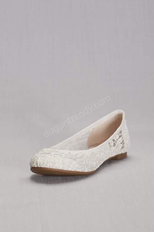 Babet gelin ayakkabısı Modeli