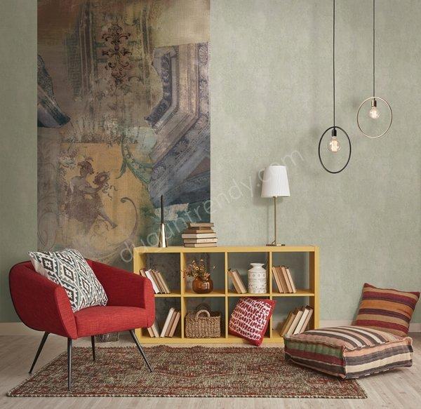 italyan tasarımlı duvar kağıdı modeli