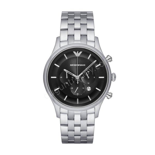 çelik kayış klasik erkek kol saati modeli