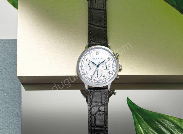 mineral cam ve su geçirmez özellikli erkek kol saati modeli