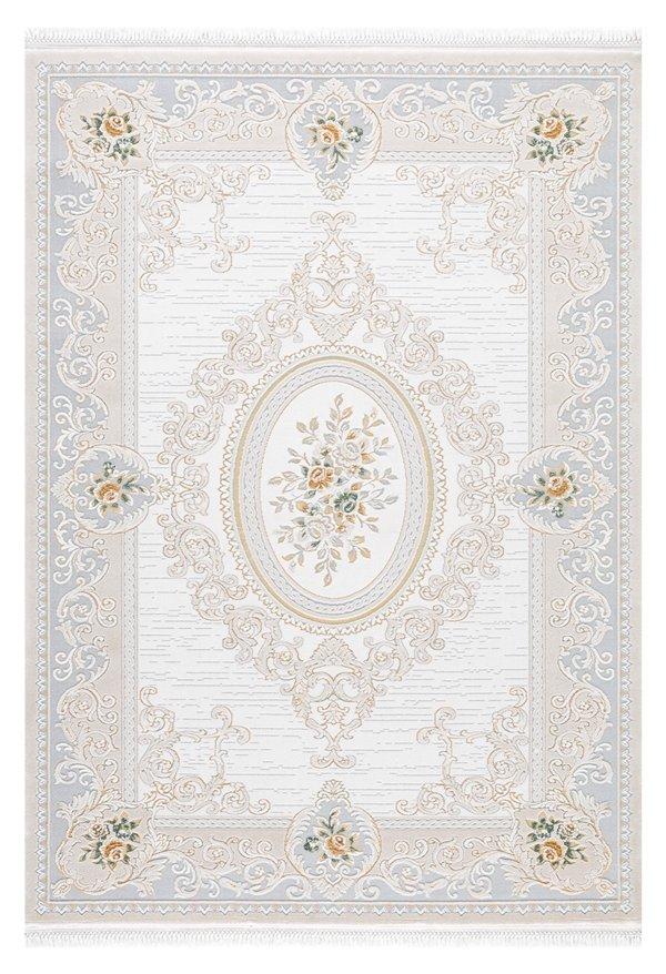 dekoratif desenli halı modeli