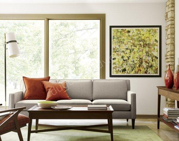 klasik tasarımlı kanepe modeli