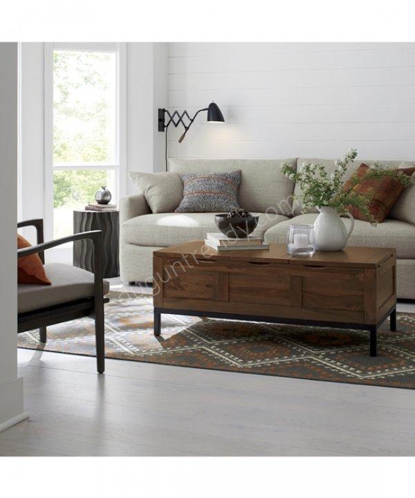 modern çizgilere sahip kanepe modeli