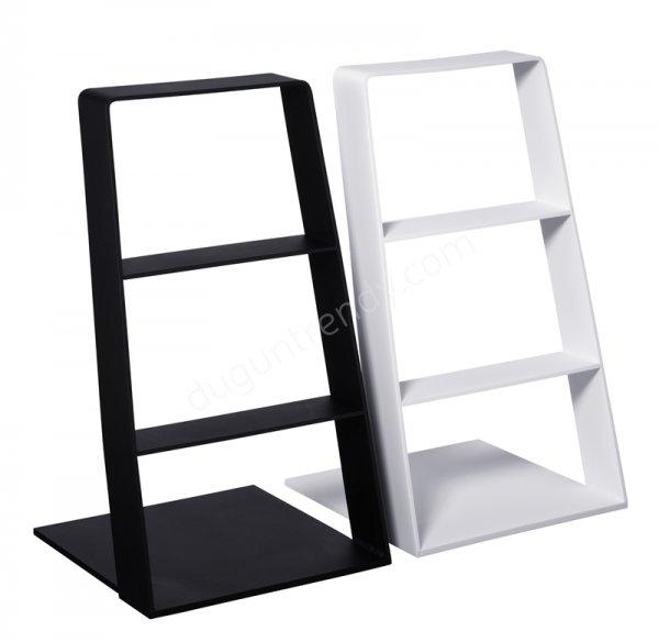 merdiven şeklinde kitaplık modeli