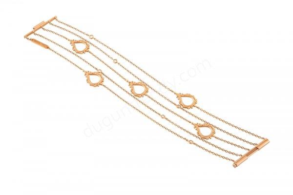 zincirli bileklik modeli