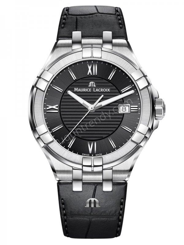 yalın tasarımlı erkek saat modeli