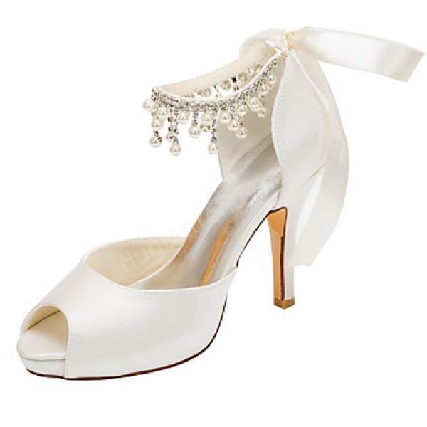boncuklu gelin ayakkabısı modeli nasıldır