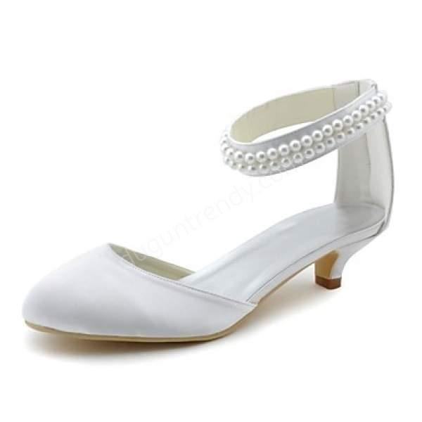 Boncuk işlemeli gelin ayakkabısı nasıldır