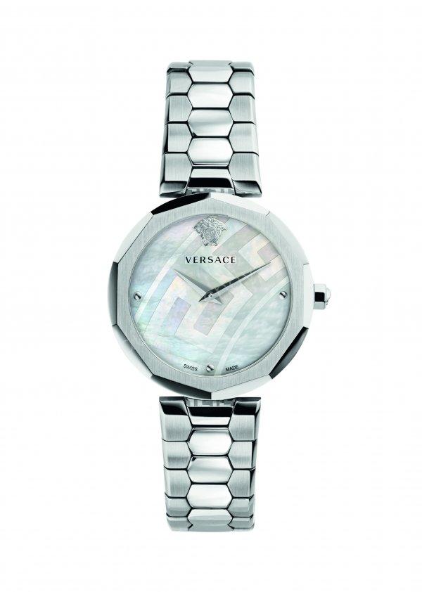 metal tasarımlı erkek kol saati modeli