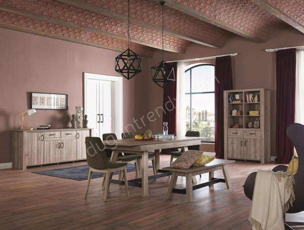 sade yemek odası modeli