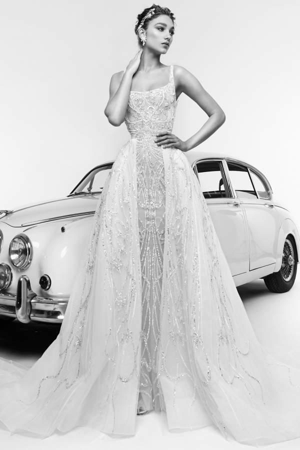 Zuhair Murad Prenses Gelinlik Modeli