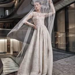 Naeem Khan 2019 Gelinlik Modelleri