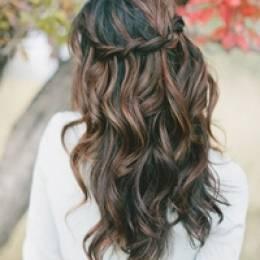 Uzun Gelin Saçı Modeli