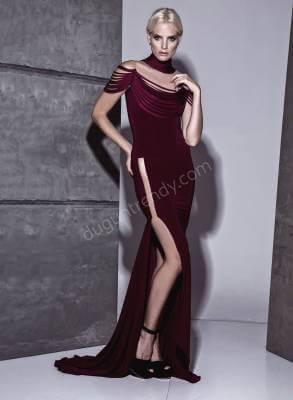Göz alan tasarımlarıyla dünya markaları Vakko Couture'da