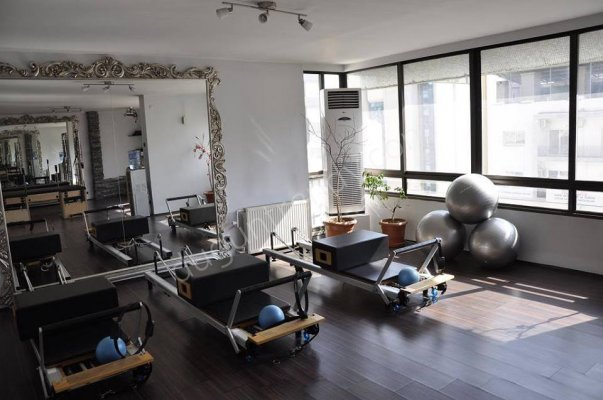 Wellness Club by Burçin Çelikezer