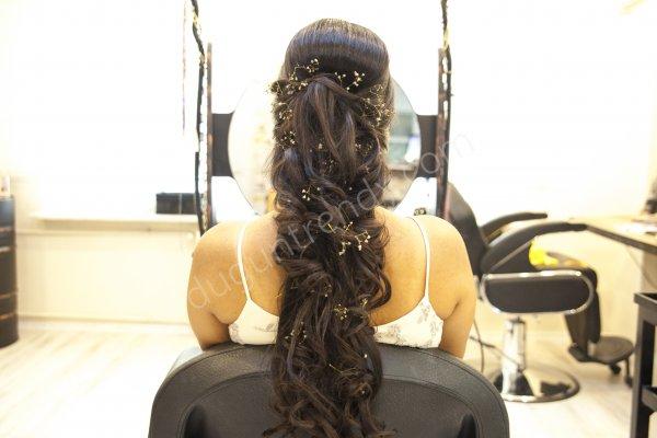 Burcu Tokuş Saç ve Türban Tasarımı