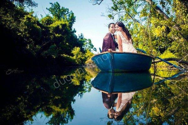 Eray Hacıosmanoğlu Wedding Images