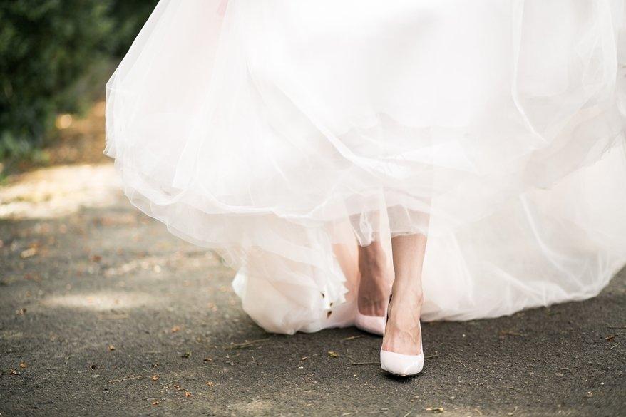 Gelin ayakkabısı renk seçimi nasıl olur