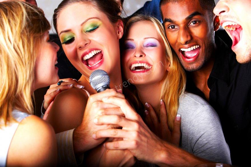 Bekarlığa veda karaoke geceleri