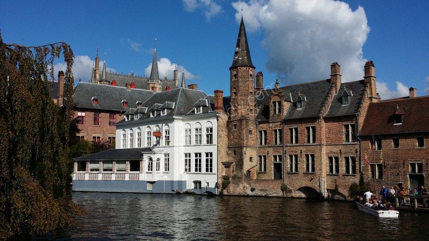 Balayı tatili Brugge