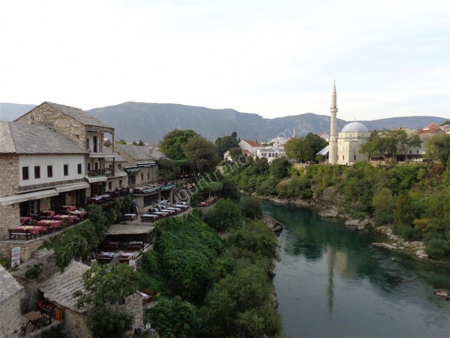 Balayı tatili Mostar