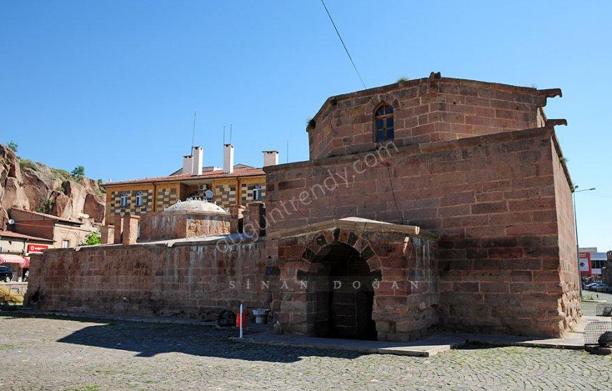 Bursa Kara Mustafa Paşa gelin hamamı