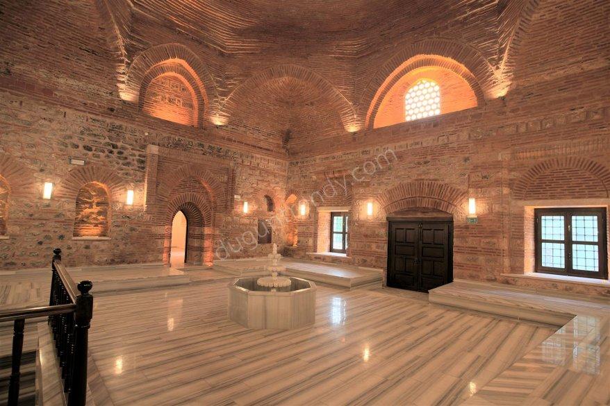 Bursa Ördekli Gelin hamamı
