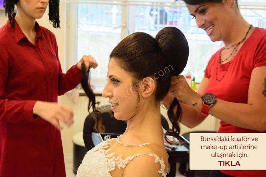 Bursa Gelin Saçı Fiyatları
