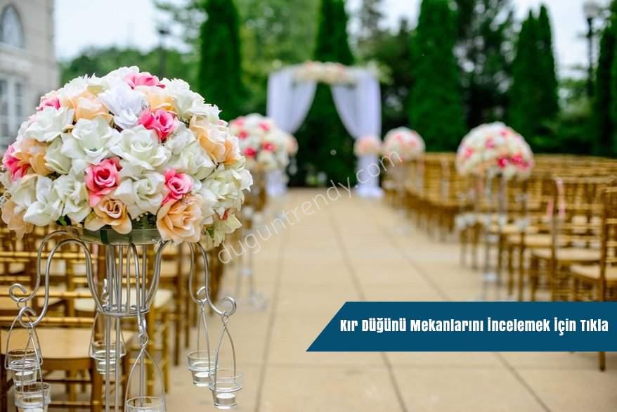Düğün Mekanını Seçerken Nelere Dikkat Etmelisiniz