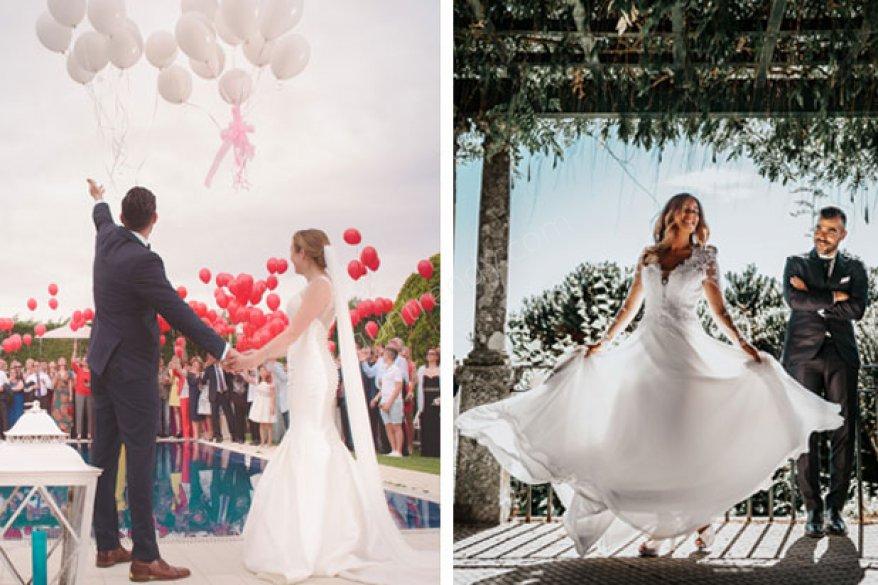 En Çok Verilen Düğün Fotoğrafı Pozları Nelerdir