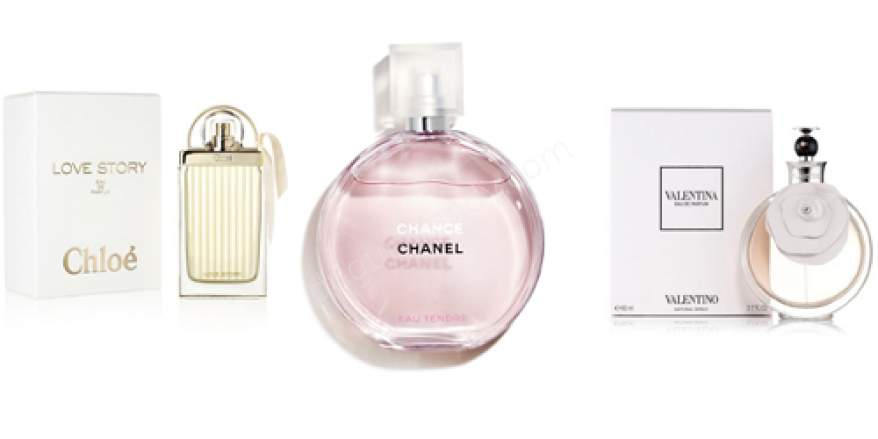 Gelinler için parfüm önerileri