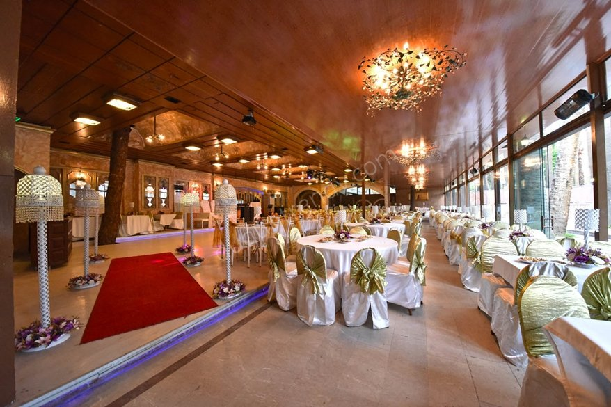 Golf wedding club düğün salonu class=
