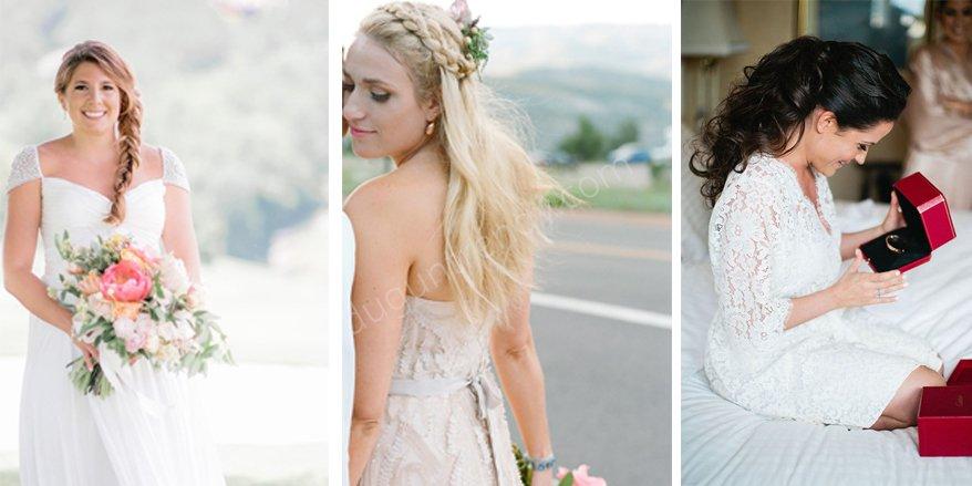 Kır Düğünü İçin Saç Modelleri Nasıldır