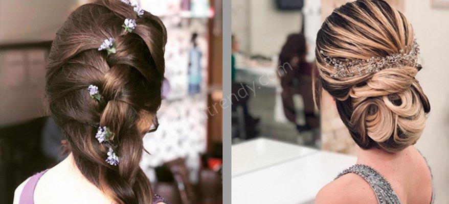 Nişan Saçı Önerileri