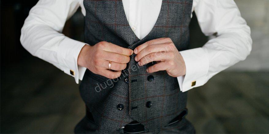 Söz İçin Erkek Kıyafeti