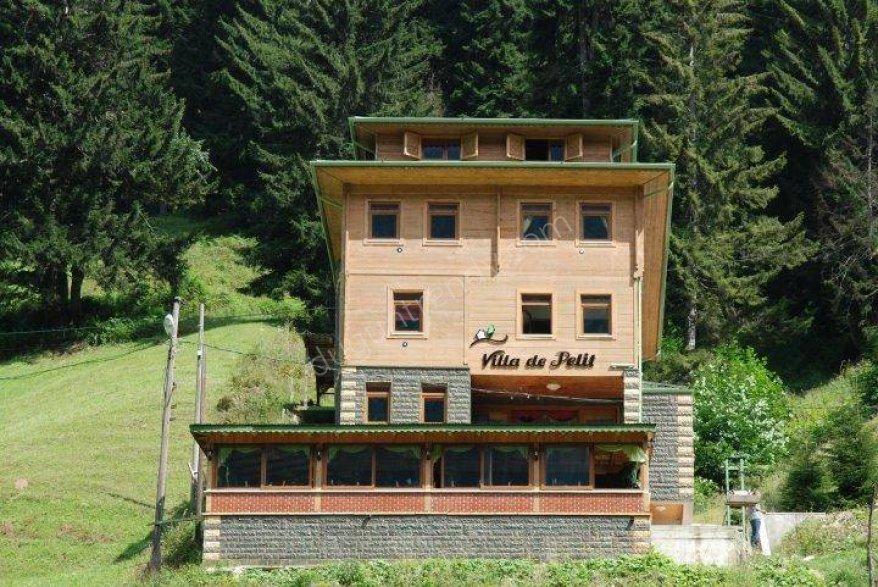 Rize Villa de Pelit romantik oteller