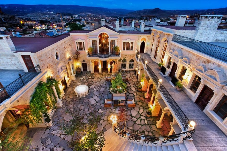Kapadokya Sacred House romantik oteller