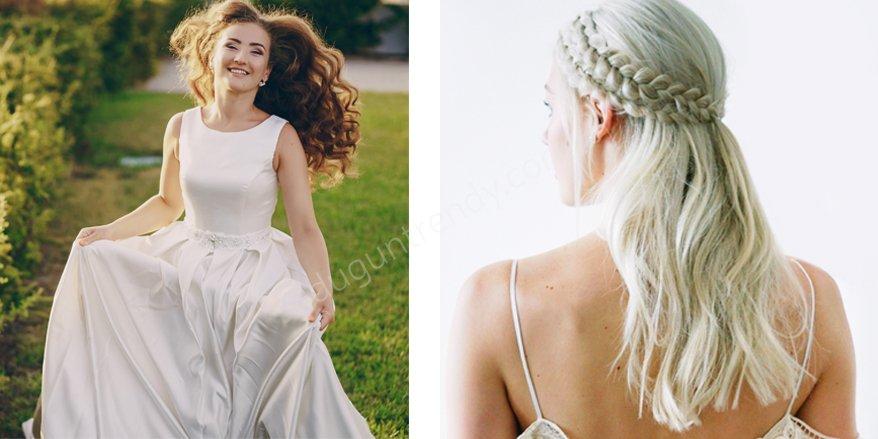 Uzun Gelin Saçı Modelleri Nasıldır